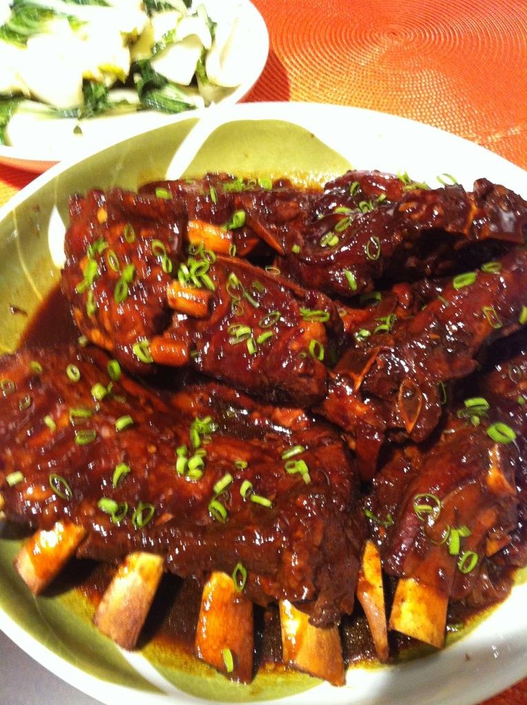 Hawaiian BBQ Pork Spare Ribs in 40 minutes   Kris the Foodie